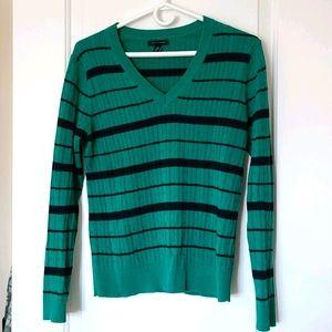 Tommy Hilfiger V Neck Sweater Large